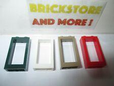 Lego - Window Fenêtre 1x2x3 60593 - Choose Color & Quantity