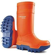 Dunlop Orange Purofort thermo + mit Stahlkappe,Gummistiefel - C662343