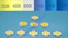 10w High Power led Cool white/Neutral/Warm White LED 3000k 10000k 20000k 30000k