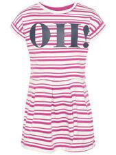 Name It NMFHANNA CAPSL DRESS süßes Kleid gestreift 92-122 Mädchen