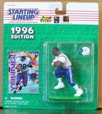 1996 Marshall Faulk Indianapolis Colts SLU mint on card