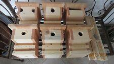 Verschiedene Nistkästen, Mardersicher, Massivholz, super Qualität, Naturschutz