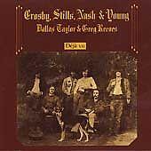 Crosby, Stills, Nash & Young - Déjà Vu ( CD 1994 )