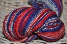 100% Schurwolle Farbverlaufswolle Schafwolle Lace Garn handgefärbt *152* LL 700m