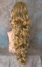 Gretchen U Choose Color Long Loose Curl Drawstring Ponytail Extension Hairpiece