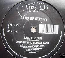 "BAND OF GYPSIES ~ Face The Sun ~ 12"" Single"
