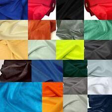 23 Farben Alcantara Wildleder Polster-Stoff schmutzabweisende Meterware Tolko
