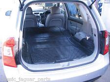 Kia Carens Rubber Boot Mat Liner Options and Bumper Protector
