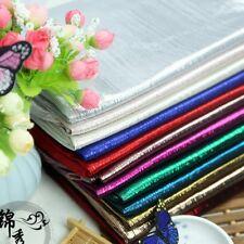 Shiny Spandex Fabric Dance Dress Costume Sewing Matrial Stretch Cloth Soft Craft