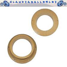 {altavoces adaptador 165mm anillos de MDF para golf V