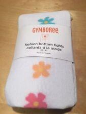 Gymboree tights Mod Zebra Girl Detective Equestrian Club 0 6 12 24 2T 3T 4T 3 4
