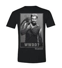 The Walking Dead T-Shirt Daryl Dixon WWDD? (schwarz)