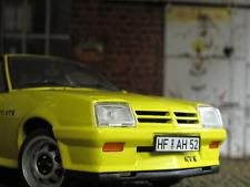Opel Manta B GT/E Kit 400 Frontlippe Spoiler Modelauto Umbau Tuning Zubehör 1/18