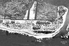 Avalon, NJ Unique Aerial Photo Prints from 1920, 1933, 1944 & 1962