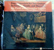 Vivaldi/Haydn/Marcello/Presti/Lagoya Guitar Con Mercury