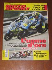 MOTOSPRINT 2004/34 GIBERNAU ROSSI HARLEY DAVIDSON 2005