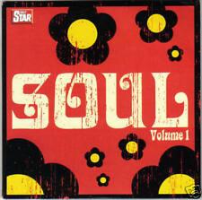V/A - Soul Volume 1 (UK 15 Track CD Album) (Daily Star)
