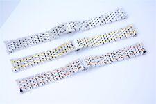 In acciaio inox Orologi da Polso Bracciale nastro di ricambio 19 mm per Tissot t41 Le Locle bracelet