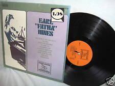 EARL FATHA HINES-EVEREST FS-246 jazz LP