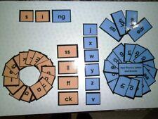 Classe de la réception. eyfs / Phonics, lettres et cartes de sons. pour les phases 2 - 3 nouveaux!