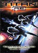 Titan A.E. (DVD, 2001, Special Edition - Sensormatic) VERY GOOD