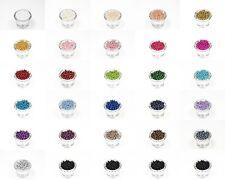 100 x perles rondes en plastique 6 mm de diametre bijoux mariage deco custo