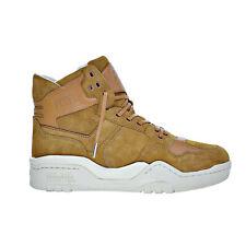 PONY Product Of New York M-110 Nubuck Men's Shoes Dark/Camel 0710001-brw