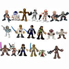 Playskool Star Wars Galactic Heroes Jedi Force Clone ADMIRAL ACKBAR Yoda Toys