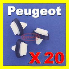 PEUGEOT BOXER SIDE TRIM MOULDING LOWER DOOR PLASTIC CLIPS BUMPSTRIP RUB STRIP