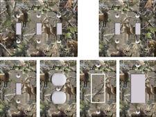 Wild Life / Elk Deer Bear Moose Duck - Light Switch Covers Home Decor Outlet