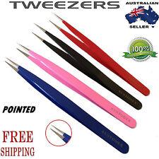 Professional anti-static non-magnetic stainless steel tweezers repair tweezer
