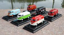 Kyosho 1/64 Alloy car model, Volkswagen bus T1 minibus 6 spray colors
