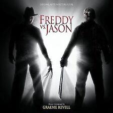 Free Us Sh (int'l sh=$0-$3) New Cd : Freddy Vs. Jason [Original Motion Picture S