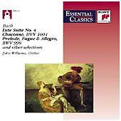 Lute Suite 4 / Chaconne / Prelude & Fugue Johann Sebastian Bach, Peter Hurford,