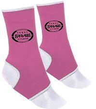 Alla caviglia Support Bretelle con elastico Distorsione Lesione TENDINE KICK BOXING K1 Treno Da Palestra