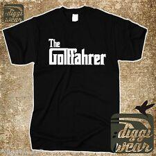 THE GOLFFAHRER   TUNING   GOLF FAHRER   GODFATHER FUN SHIRT   S-XXL