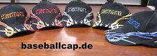 Baseballcap Streetfighter, tribal diferentes colores Cap sombrero gorra
