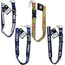 lanyard keychain badge PSG NFL PICK YOUR TEAM