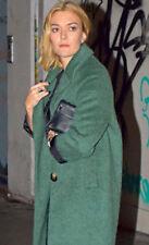 Zara Green Textured Coat Size M,L