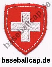 Patch Patch nº 43 suiza swiss bandera Biker Colour Patch parches emblemas