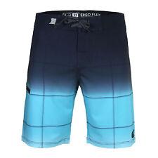 Beautiful Giant Men's Check Beach Swimwear Swim Surfing Pocket Board Shorts