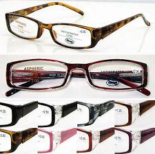 L147 Unisex Reading Glasses/Classic Style Design & Spring Hinges+125+150+175+200