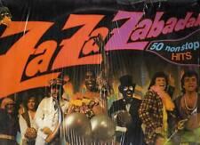 SARAGOSSA BAND disco LP 33 giri MADE in ITALY Za za zabadak 50 NON STOP HITS