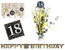 18 Geburtstag Deko In Geburtstags Sammlerobjekte Gunstig Kaufen Ebay