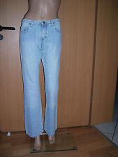 Mustang Bell Bottom Damen Jeans hellblau W28 W30 W31 W32 L32 L34 neu