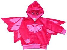 NEW Sz 2~7 JACKET GIRLS PJ MASKS KIDS CHILD HOODIE WINTER COAT JUMPER OUTFITS