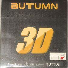 Tuttle Autumn 3D Long Pips Table Tennis Rubber OX