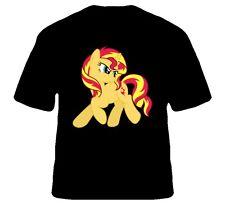 My Little Pony Brony Sunset Shimmer  T Shirt
