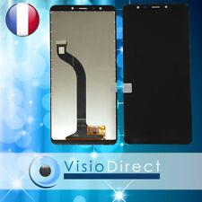 """Ecran pour Xiaomi Redmi 5 noir 5.7"""" vitre tactile + LCD + kit outils"""
