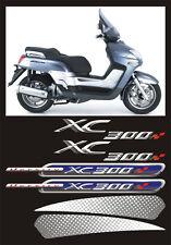yamaha XC 300 - adesivi/adhesives/stickers/decal